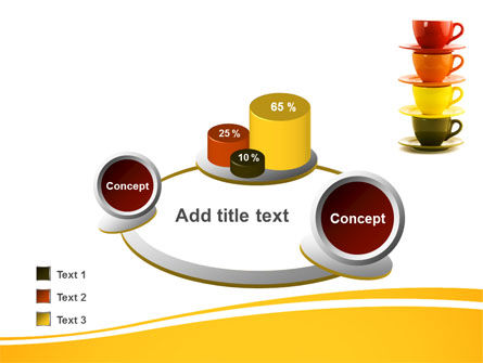 Free Cups PowerPoint Template Slide 16