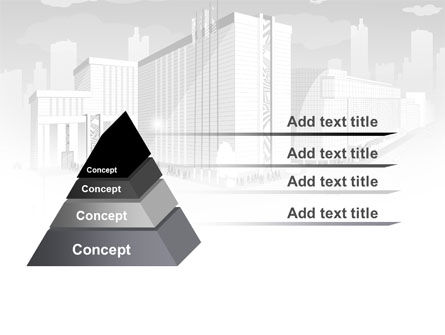 City Architecture PowerPoint Template Slide 12