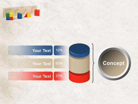 Fraction Toys PowerPoint Template Slide 11