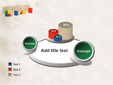 Fraction Toys PowerPoint Template Slide 16