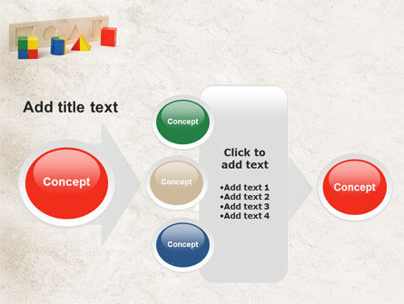Fraction Toys PowerPoint Template Slide 17