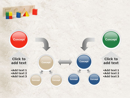 Fraction Toys PowerPoint Template Slide 19