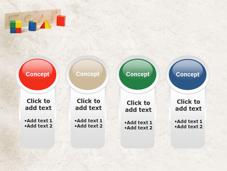 Fraction Toys PowerPoint Template Slide 5