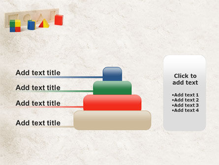 Fraction Toys PowerPoint Template Slide 8