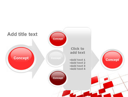 Surface Fragments PowerPoint Template Slide 17