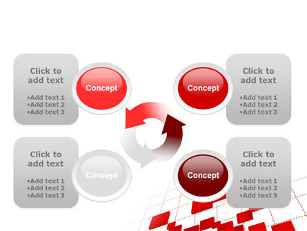 Surface Fragments PowerPoint Template Slide 9