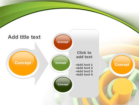 Labyrinth Solution PowerPoint Template Slide 17