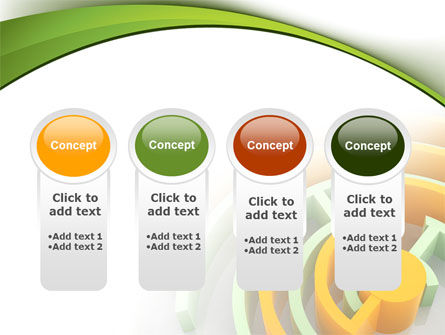 Labyrinth Solution PowerPoint Template Slide 5