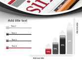 Business Newspaper PowerPoint Template#8