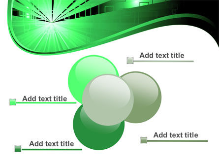 Green Light PowerPoint Template Slide 10