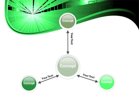 Green Light PowerPoint Template Slide 14