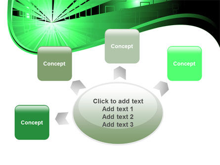 Green Light PowerPoint Template Slide 7