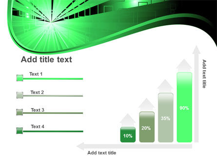 Green Light PowerPoint Template Slide 8
