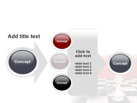 Main Figure PowerPoint Template Slide 17