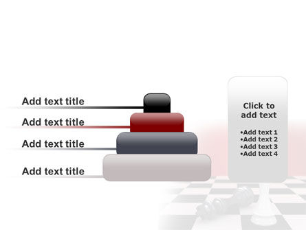 Main Figure PowerPoint Template Slide 8