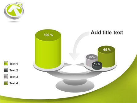 Olive Arrow PowerPoint Template Slide 10