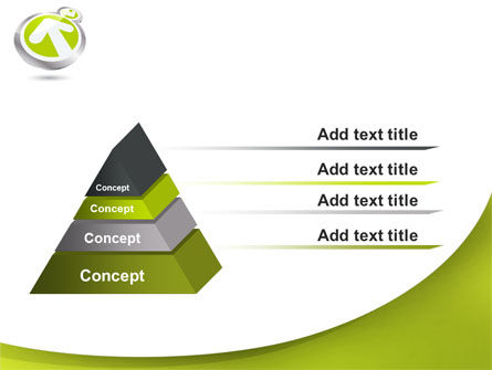 Olive Arrow PowerPoint Template Slide 12