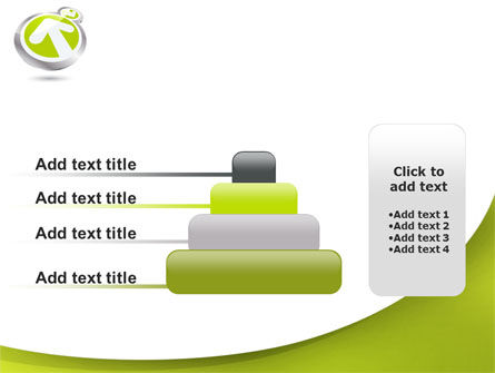 Olive Arrow PowerPoint Template Slide 8