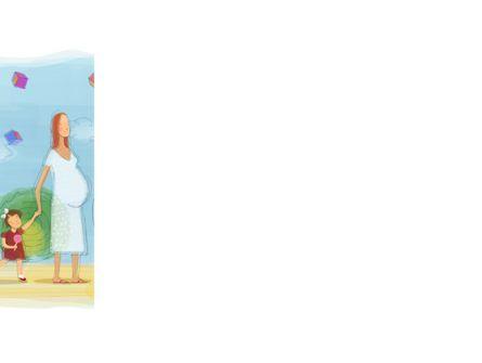 Mothers PowerPoint Template, Slide 3, 08217, Education & Training — PoweredTemplate.com