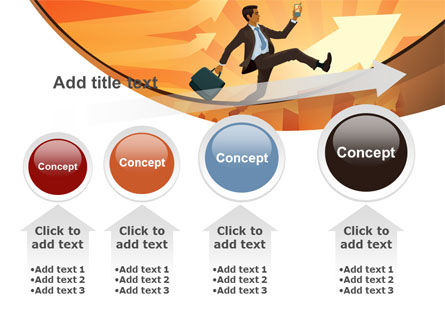 Business Career Development PowerPoint Template Slide 13