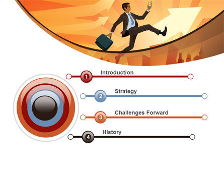 Business Career Development PowerPoint Template, Slide 3, 08222, Business — PoweredTemplate.com
