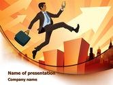 Business Career Development PowerPoint Template#1