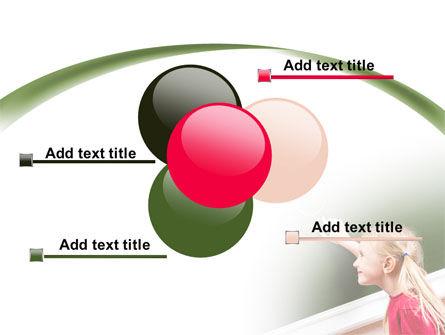 Writing the Alphabet PowerPoint Template Slide 10