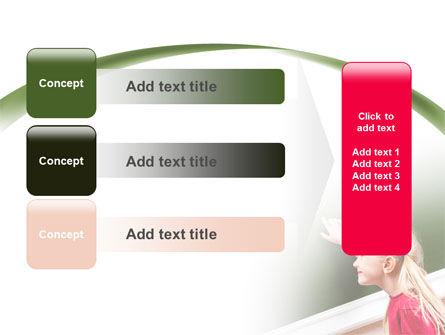 Writing the Alphabet PowerPoint Template Slide 12