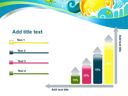 Fantastic World Illustration PowerPoint Template Slide 8