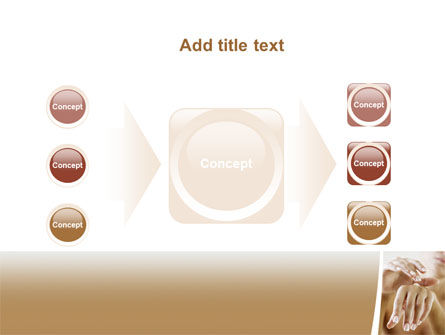 Hand Cream PowerPoint Template Slide 17