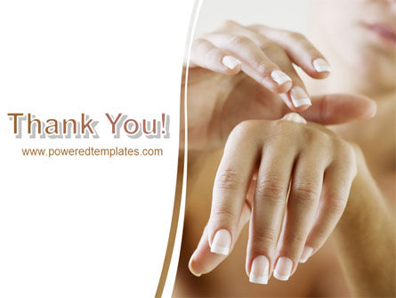 Hand Cream PowerPoint Template Slide 20