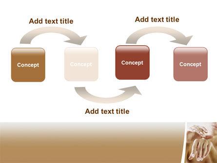 Hand Cream PowerPoint Template, Slide 4, 08230, Careers/Industry — PoweredTemplate.com