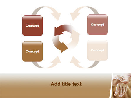 Hand Cream PowerPoint Template Slide 6