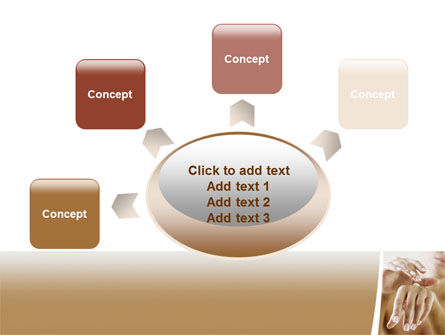 Hand Cream PowerPoint Template Slide 7