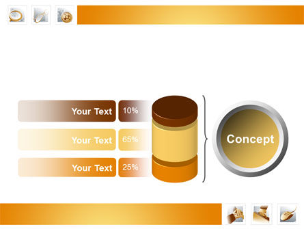 Business Attributes PowerPoint Template Slide 11