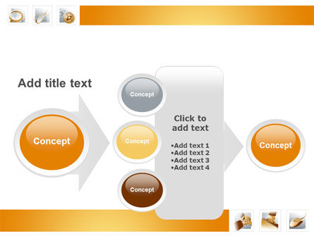 Business Attributes PowerPoint Template Slide 17