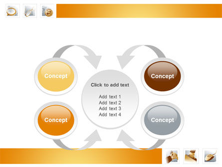 Business Attributes PowerPoint Template Slide 6