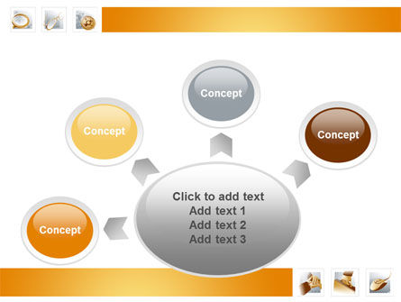 Business Attributes PowerPoint Template Slide 7