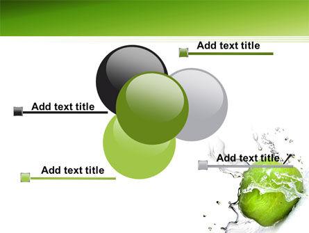 Clean Apple PowerPoint Template Slide 10