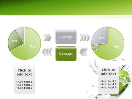 Clean Apple PowerPoint Template Slide 11
