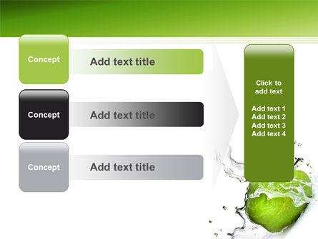 Clean Apple PowerPoint Template Slide 12