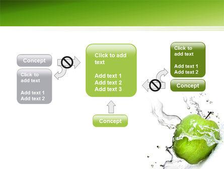 Clean Apple PowerPoint Template Slide 13