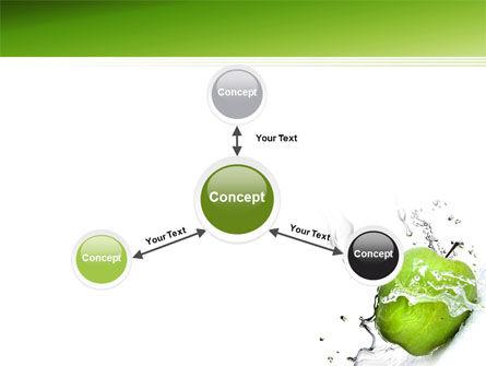 Clean Apple PowerPoint Template Slide 14