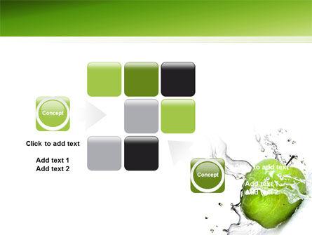 Clean Apple PowerPoint Template Slide 16
