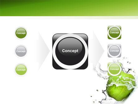 Clean Apple PowerPoint Template Slide 17