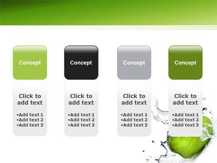 Clean Apple PowerPoint Template Slide 5
