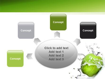 Clean Apple PowerPoint Template Slide 7