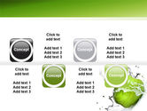 Clean Apple PowerPoint Template#19