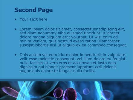 Stem Cells PowerPoint Template Slide 2