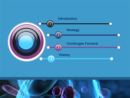 Stem Cells PowerPoint Template, Slide 3, 08249, Technology and Science — PoweredTemplate.com